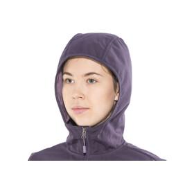 The North Face Tanken Highloft Softshell Jacket Women Dark Eggplant Purple/Black Plum